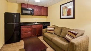 Extended Stay Hotel near Cleveland Airport