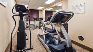 Cleveland Hotel with Fitness Center Cleveland